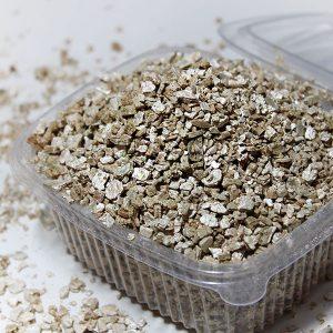 Vermiculita sustrato para grillos insectos vivos
